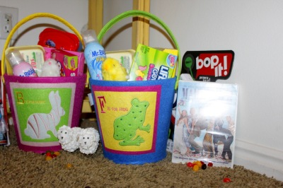 Meggie's Easter Basket